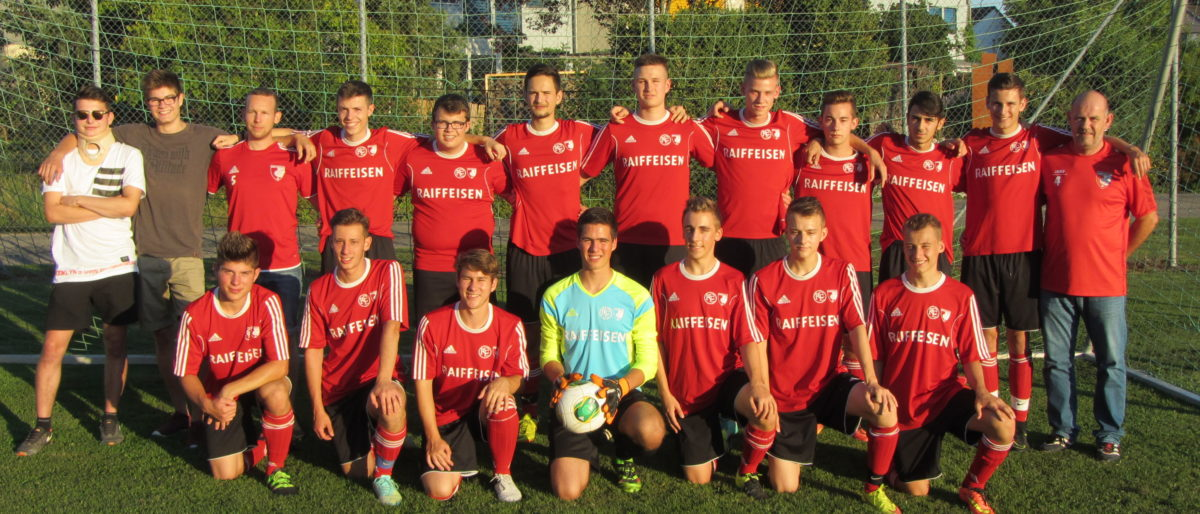 Permalink zu:A- Junioren (Saison 2017/18) – 8. Rang in der Fairplay Rangliste