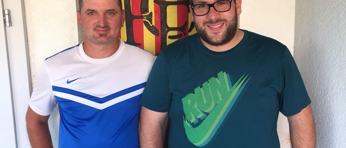 Permalink zu:Neues Trainerduo für unsere B-Junioren