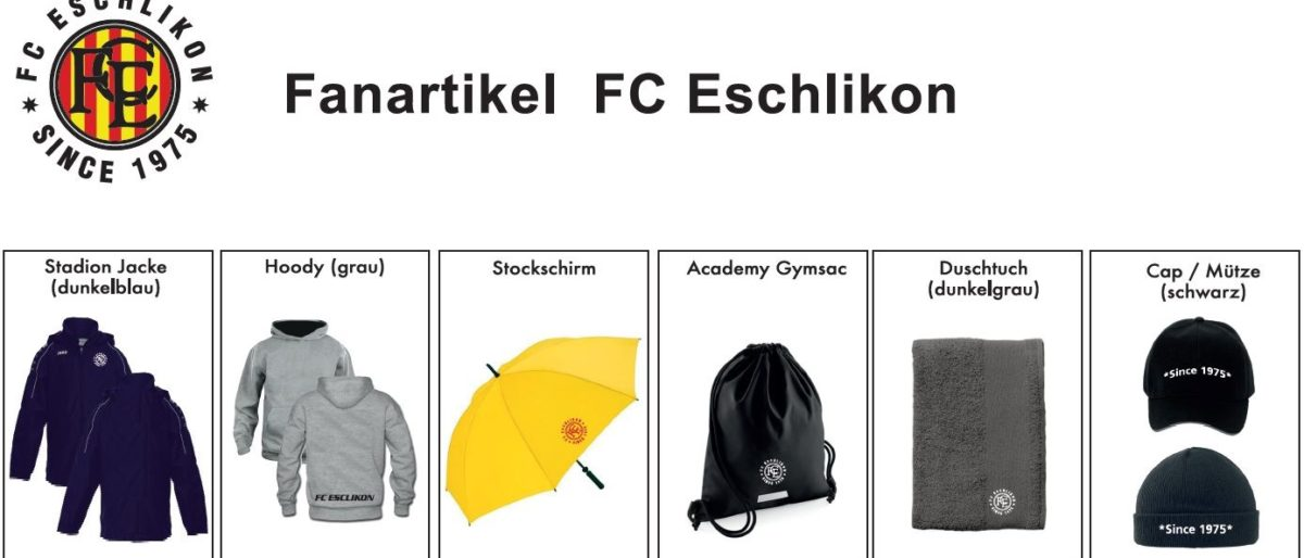Permalink zu:Fanartikel FC Eschlikon