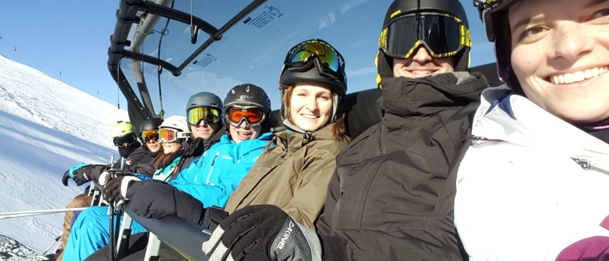 Permalink zu:Traumhafter Skitag
