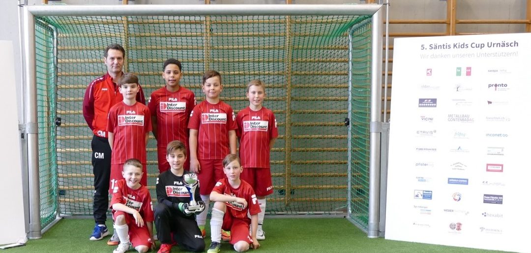 Permalink zu:3. Platz am Säntis-Cup 2018 für FCE Junioren Ea