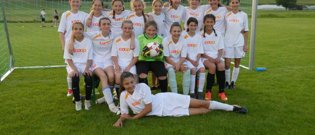 Permalink zu:Willkommen beim FC Eschlikon – Neue Mädchenmannschaft offiziell angemeldet