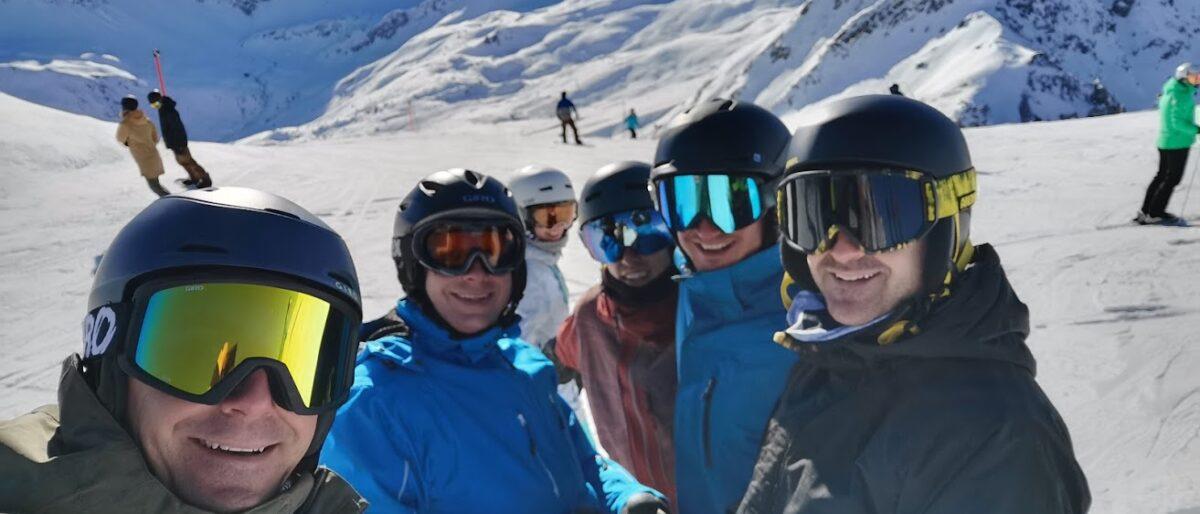 Permalink zu:Wunderbarer Skitag in Arosa Lenzerheide