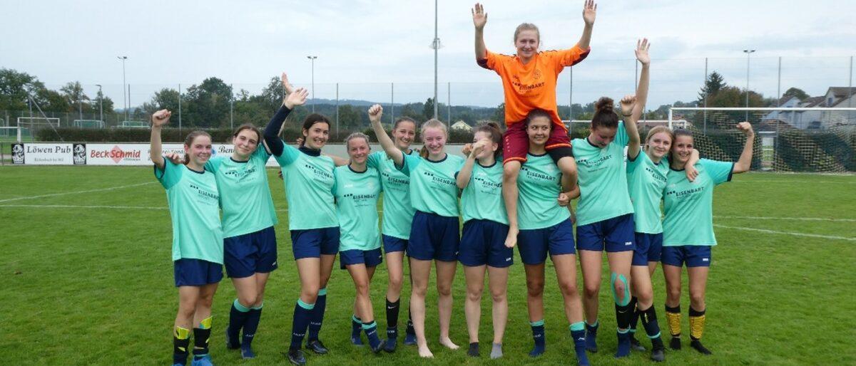 Permalink zu:Derbysieg für die FF-19 Juniorinnen
